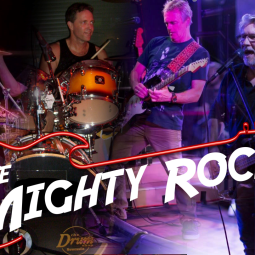 Mighty Rock Montage with logo
